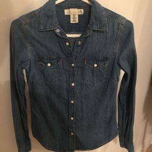 | 2 for 20$ | Long sleeve jean shirt